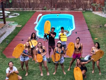 SURF FEMININO SIM