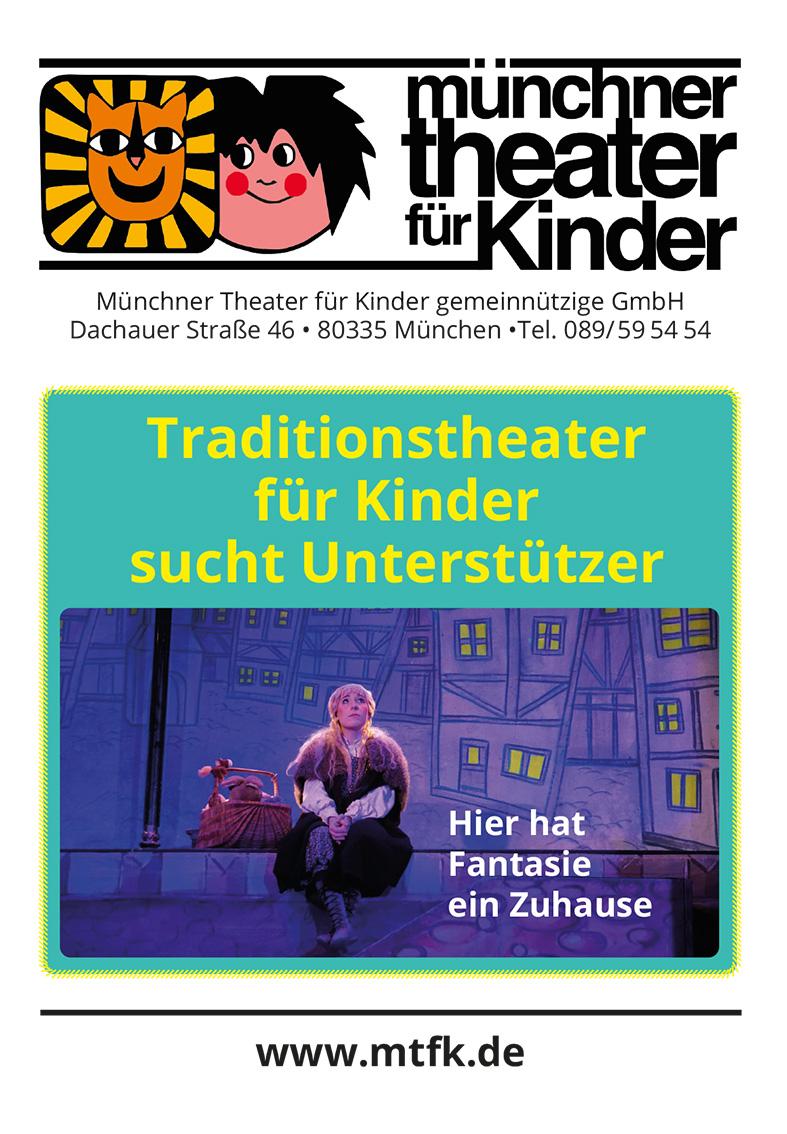 Münchner Theater für Kinder