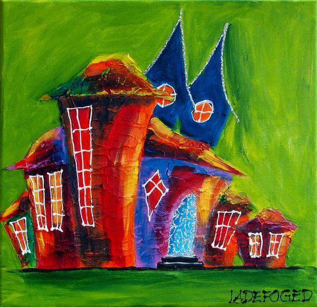 Huse Grøn