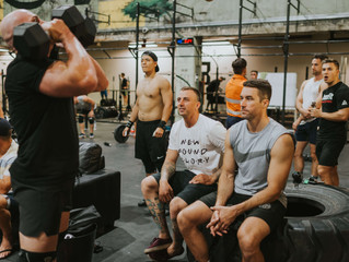 WOD - Thurs, 8th March