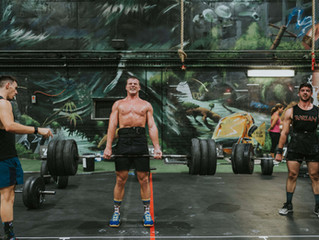 WOD - Tues 22nd May