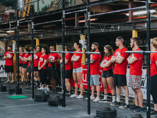 WOD - Mon 26th Nov