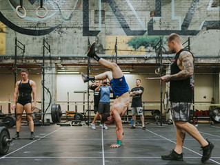 WOD - Thurs 24th May