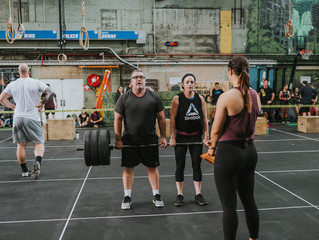 WOD - Fri 20th July