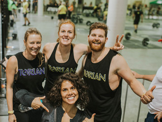 WOD - Tues 14th August