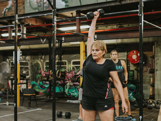 WOD - Mon 23rd April