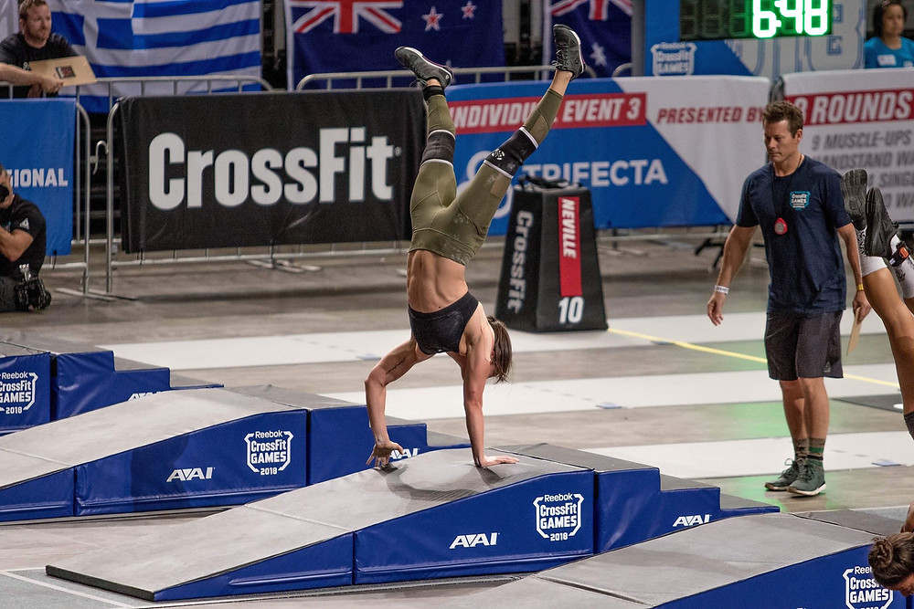 CrossFit Torian Athlete April Hering