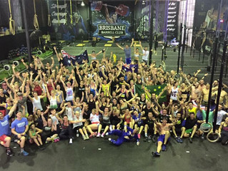 WOD - Fri 26th Jan