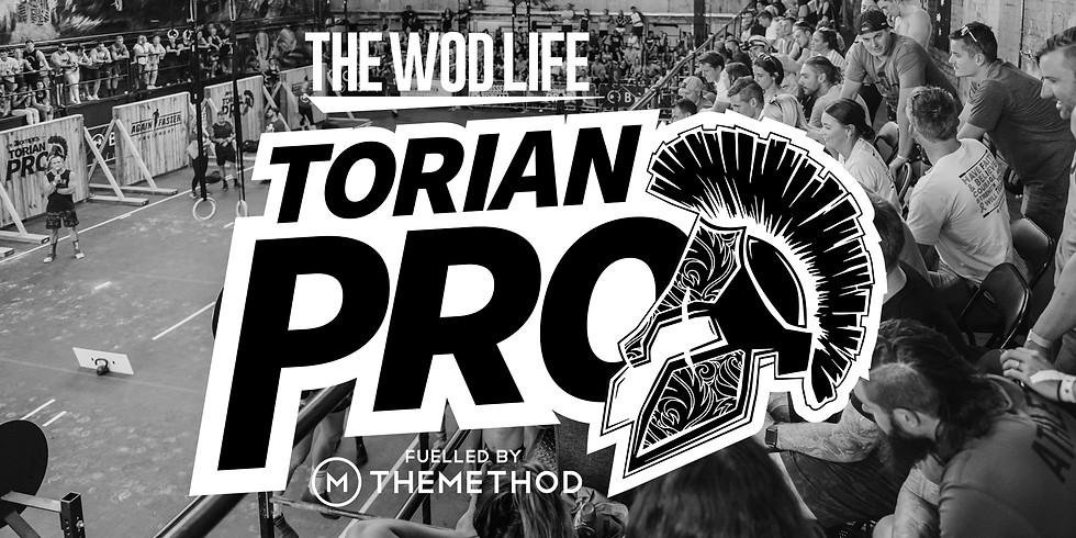 2018 Torian Pro