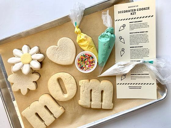mom's diy cookie kit