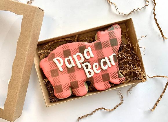 papa bear box