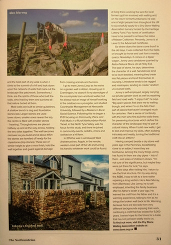 The Northumbrian, page 2