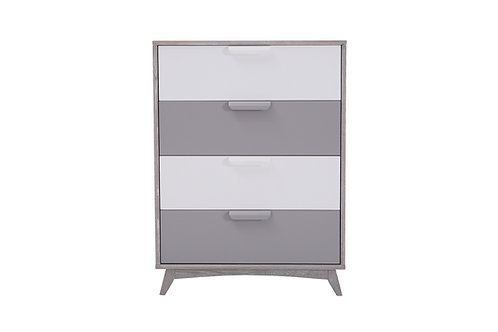 DG-03 4 Drawers Tall Boy