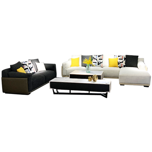 S20-D895 4 Seats Chaise