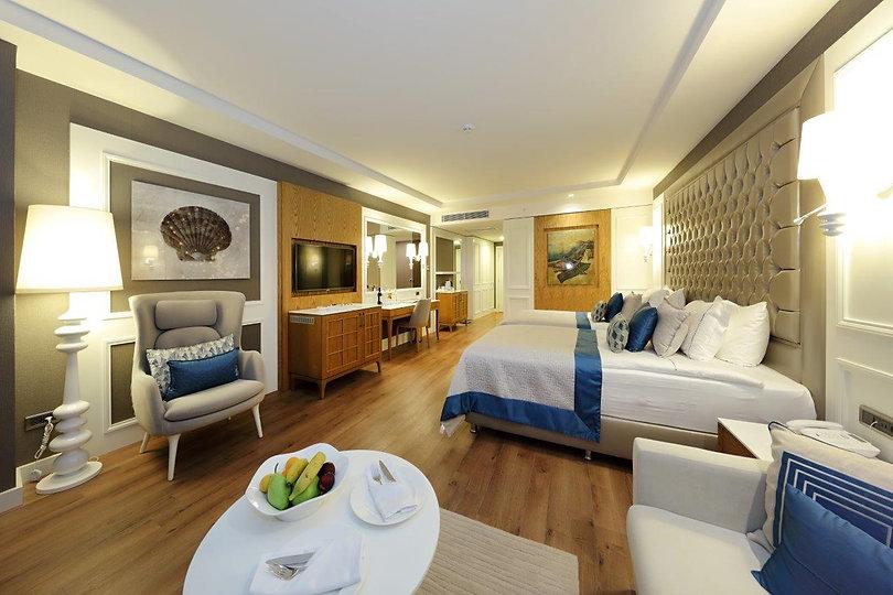 hotel Sueno Deluxe_standard Deluxe Room.