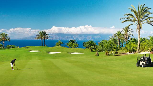 golf španielsko tenerife