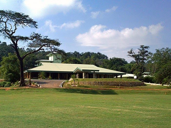 Golf Srí Lanka, Golf na Sri Lanke