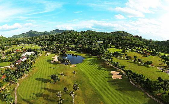 Golf v Thajsku, Golf Thajsko, Golf Pattaya