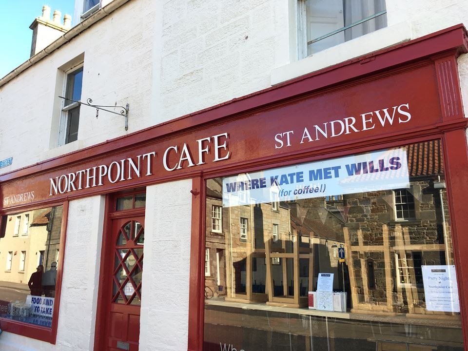 St. Andrews cafe