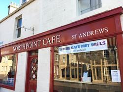 St. Andrews cafe