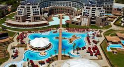 Kaya Palazzo, Golf Turecko