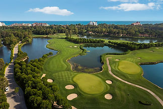 Golf v Turecku, Turecko