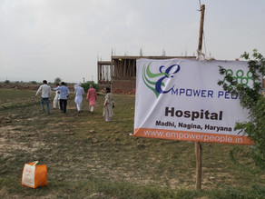 Empower People Hospital Haryana