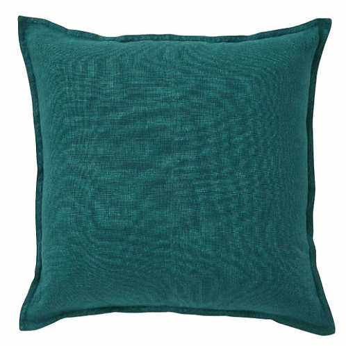 Como Square Cushion - Teal
