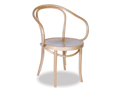 Bentwood B9 Armchair - Natural