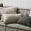Thumbnail: Como Lumbar Cushion - Linen