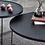 Thumbnail: Alora Coffee Table - Black - Black - Large