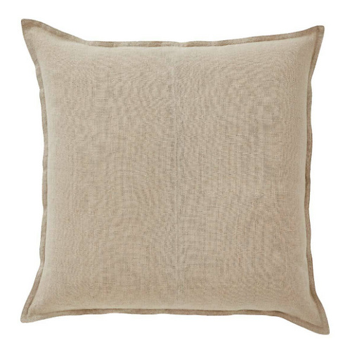 Como Square Cushion - Linen