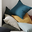Thumbnail: Como Square Cushion - Teal