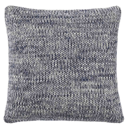 Monterey Knitted Cushion - Pigment