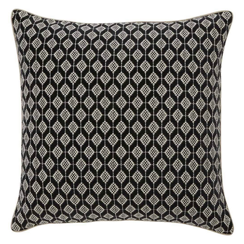 Embla Cushion - Onyx