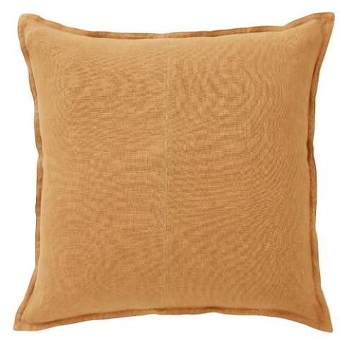 Como Square Cushion - Amber