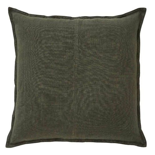 Como Square Cushion - Khaki