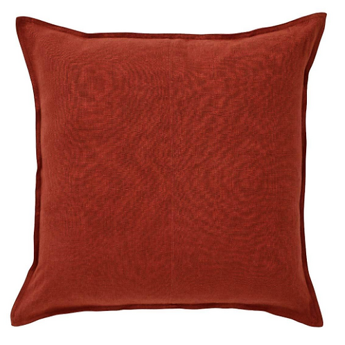 Como Square Cushion - Sienna