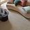 Thumbnail: Zambesi Floor Rug - Feather