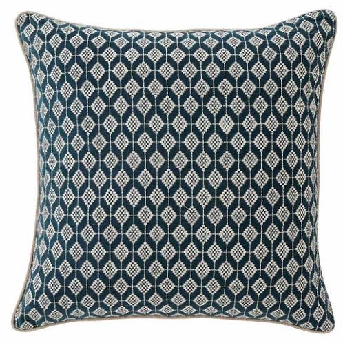 Embla Cushion - Teal