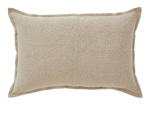 Como Lumbar Cushion - Linen