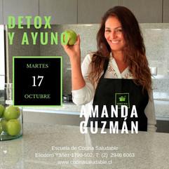Detox y Ayuno