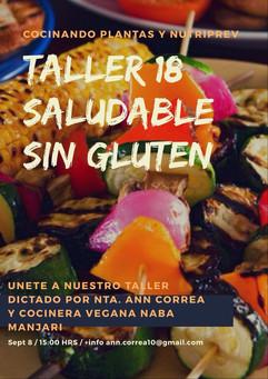 10 Saludable sin Gluten