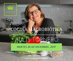 Cocina Macrobiótica