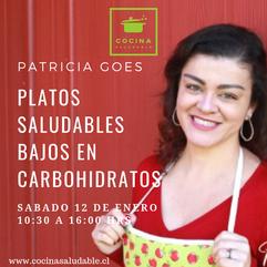 Platos Saludables Bajos en Carbohidratos
