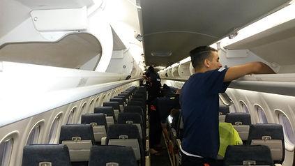 Sargo Oilgon AV for aircraft clanng