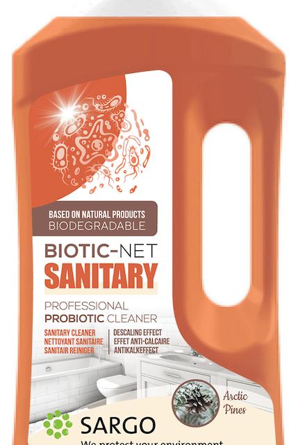BIOTIC-NET SANITAIRE - nettoyant probiotique