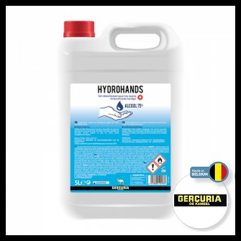 Hydrohands Gel 5L x 4