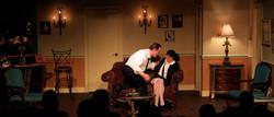 Colonel Brooks tries to seduce MK