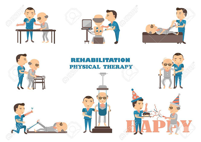93006718-physical-therapy-is-working-car